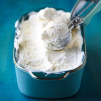 Super Simple No Churn Ricotta Ice Cream