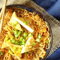 Try This--- The Easiest Homemade Vegetarian Ramen Recipe