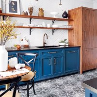 These Open Shelf Kitchen Designs Will Forever Silence Your Inner Hoarder