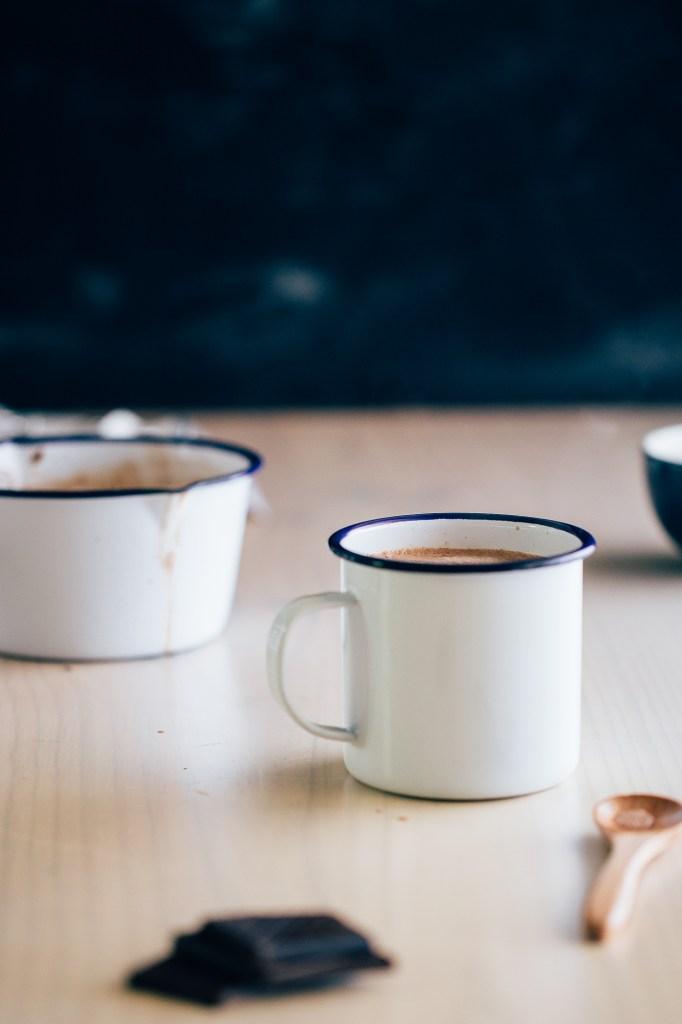 Chai Hot Chocolate