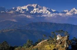 Kanchenjunga , India  Nepal
