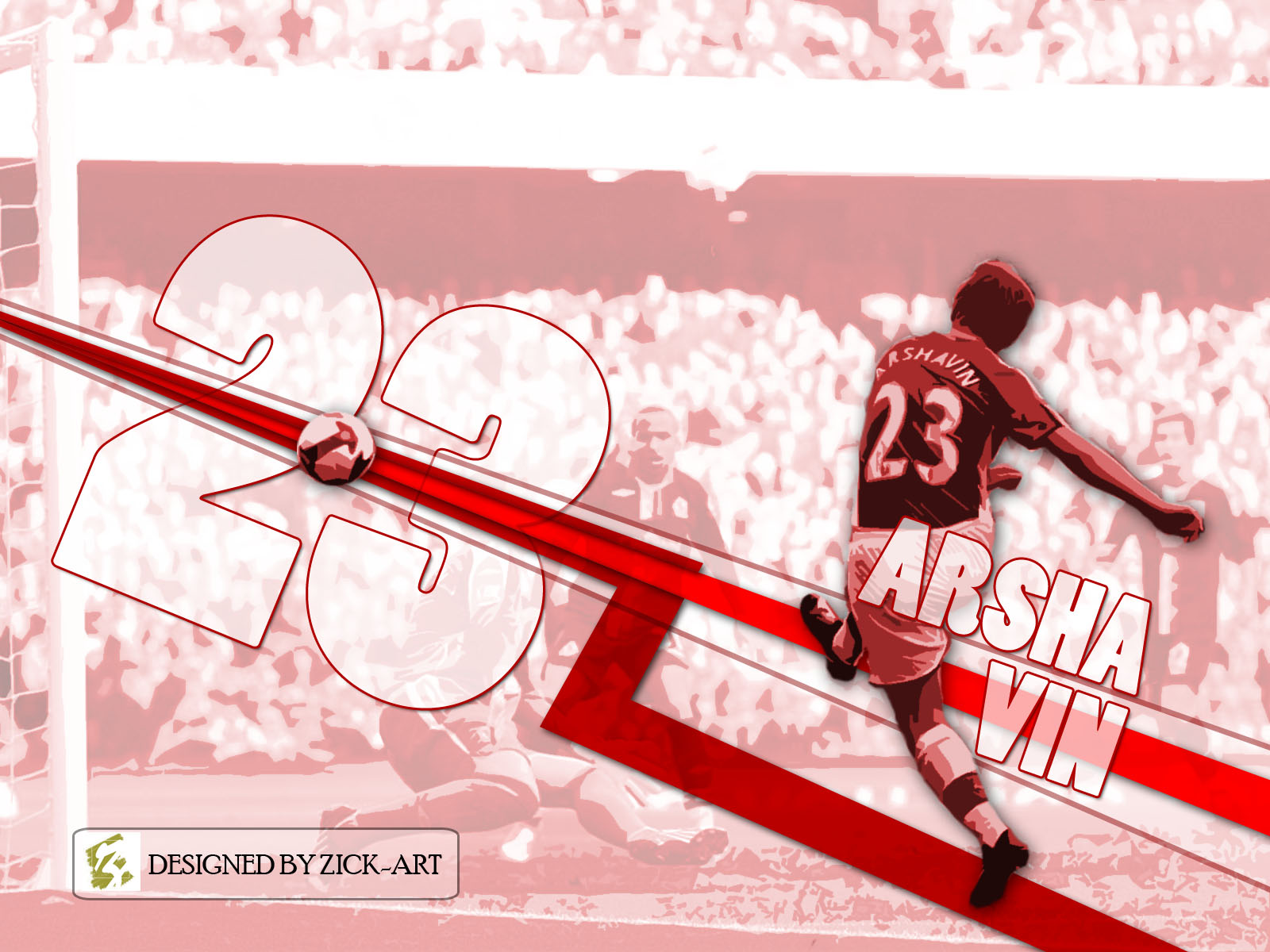 Arshavin Arsenal Wallpaper