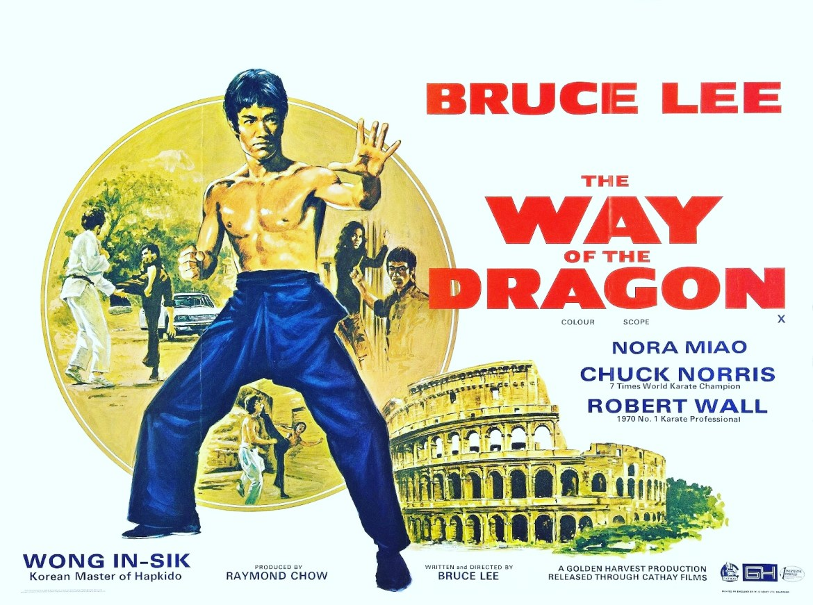 The Way of the Dragon, Bruce Lee