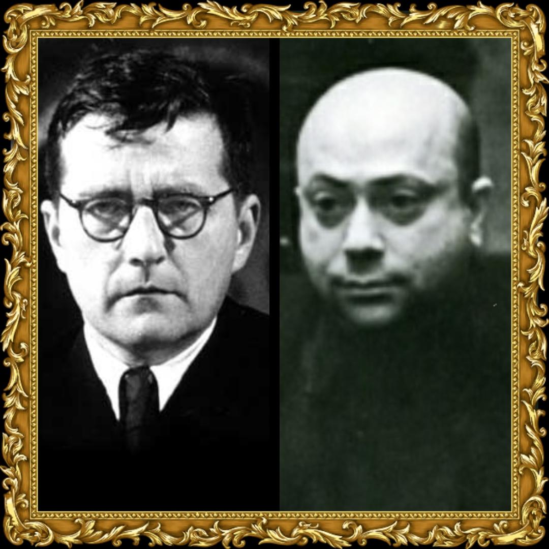 Dmitry Shostakovich about Iosif Andriasov
