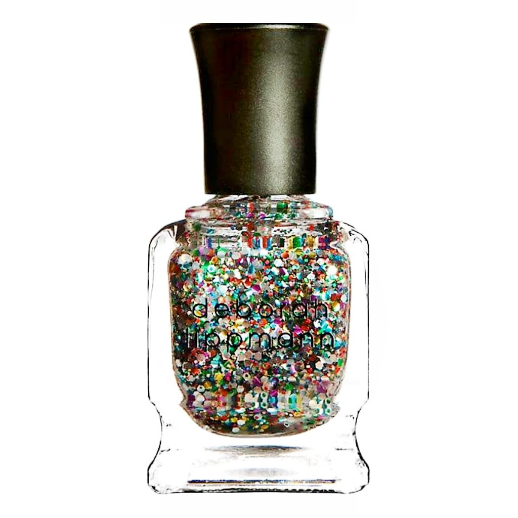 Nail polish created from famous artworks.