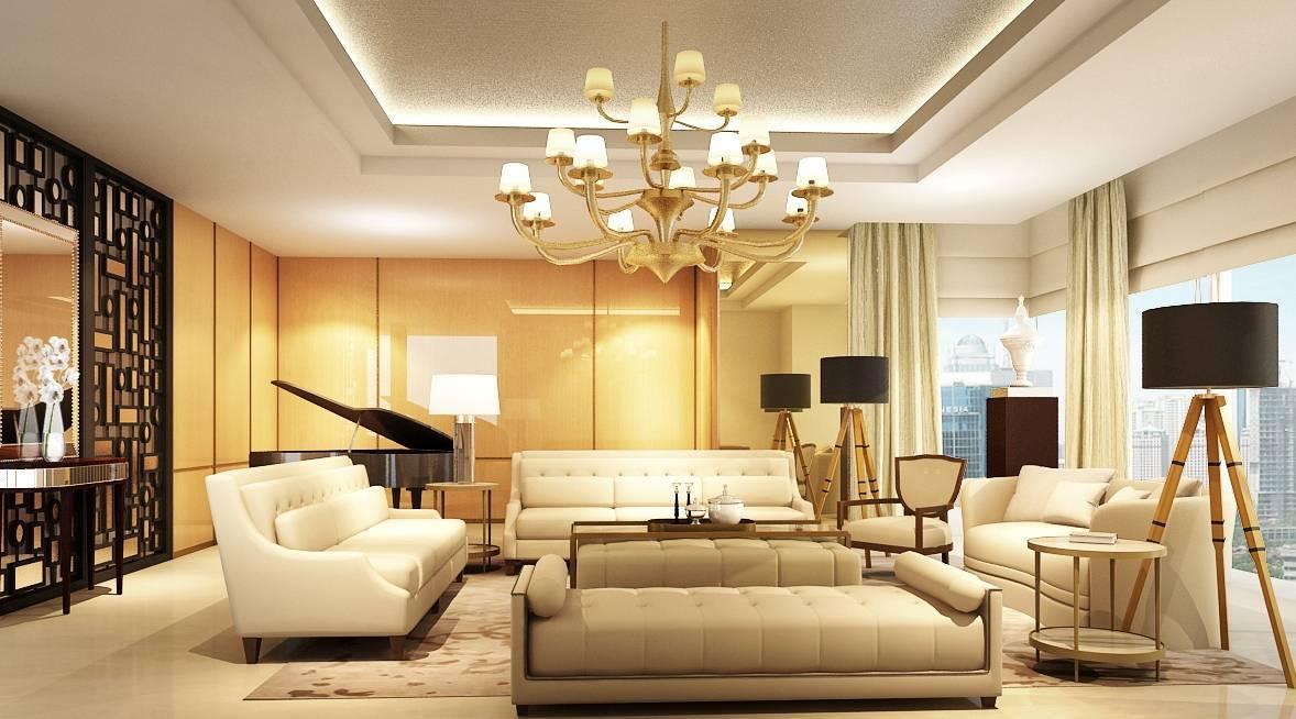 8 Desain Interior Ruang Tamu Mewah untuk Rumah Klasik
