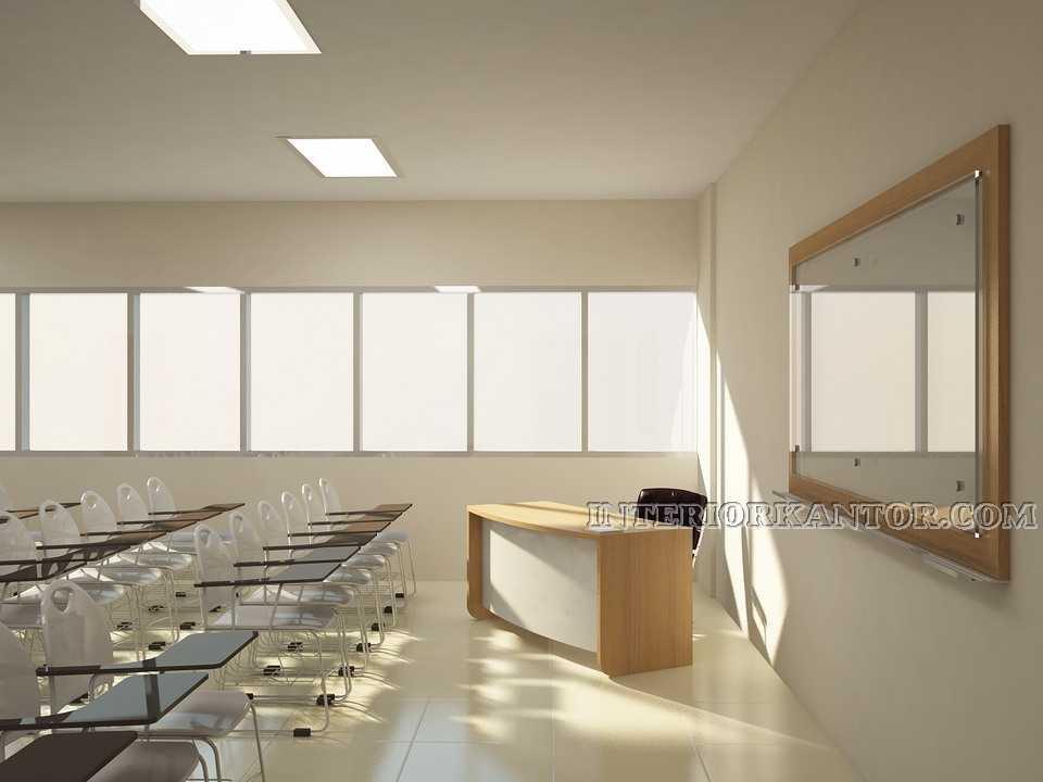 Photo Ruang Kelas Interior Ruang Kuliah STIS 3 desain