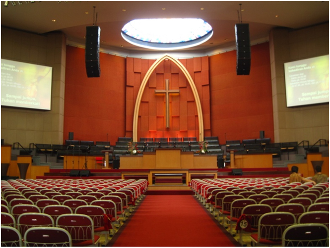 Sense of Place Gereja GII Dago dan Gereja GKI Maulana