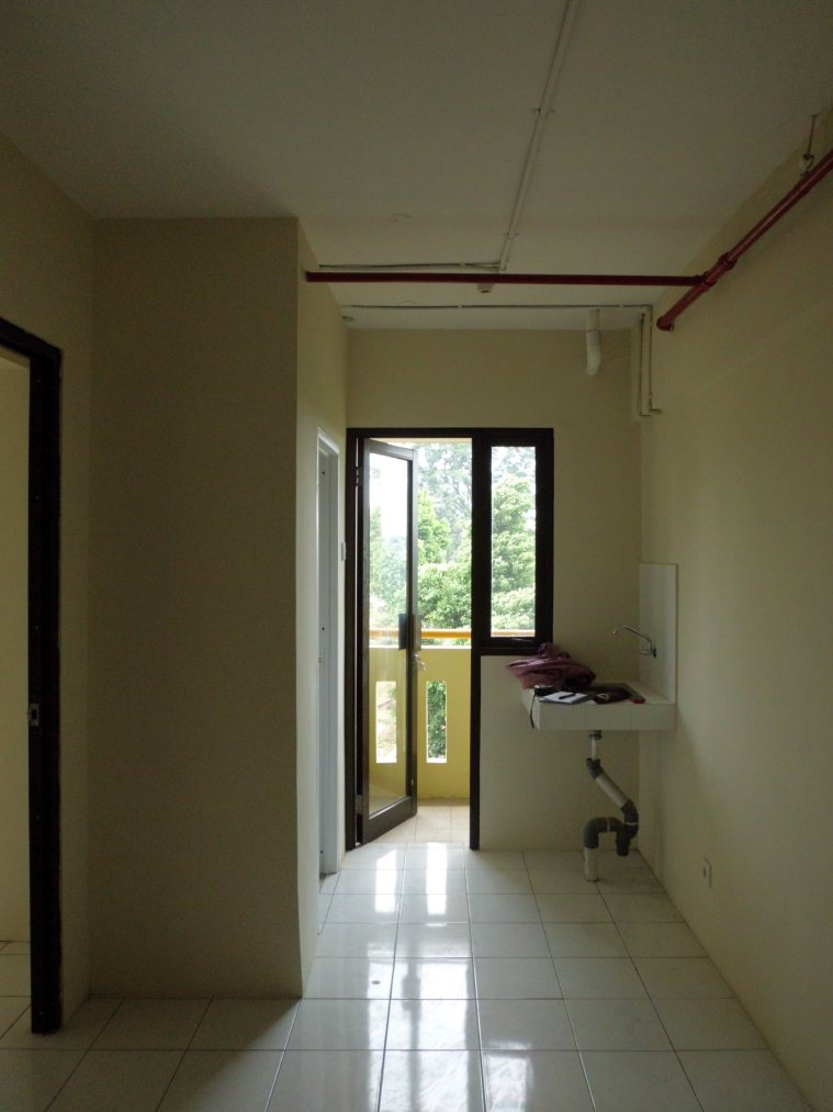 Interior Kebagusan City Apartment  Pemilik  Mrs Martuti