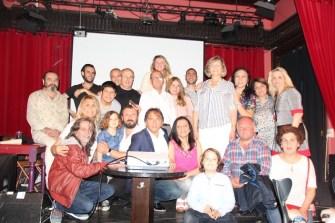 Binfikir Tiyatrosu 'Komedi Pazarı'nda herkes sahnedeydi