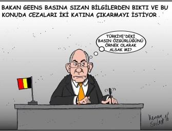 Belçika'da basın özgürlüğü
