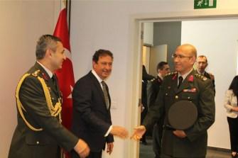 T.C. Brüksel Büyükelçiliği 30 Ağustos Zafer Bayramı'nı kutladı