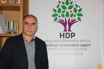 HDP Avrupa Temsilcisi Eyyüp Doru: Türkiye'de anayasa değişmeli ama parlamentosunun aktif olduğu, güçlerin birleştiği değil ayrıştığı bir sistem getirilmeli