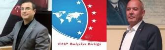 CHP Belçika Birliği Başkan adayı Hasan Boz, Hasan Eryürük'ü destekleyerek adaylıktan çekildi