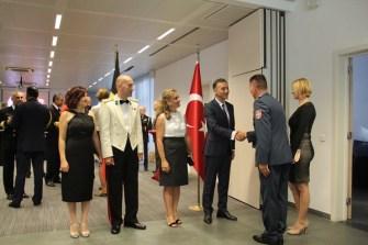 Büyükelçi Gümrükçü: Dünya ülkelerine ilham olan Kurtuluş Savaşımız ve Atatürk hala bağımsızlık belleklerdeki yerini koruyor
