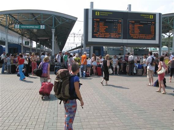 Transibirya-Gunleri :Moskova-Kazan-Ekaterinburg-1