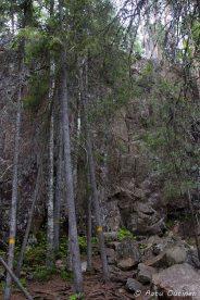 Miltä kuulostaisi n. 30 metrin kalliokiipeily?