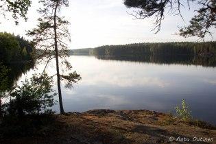 Luomajärvi.