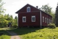 Tämä Koveron rakennus rakennettiin jo 1881.