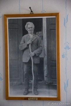 Matti Kovero 13.2.1848 - 23.2.1941.
