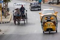 Varaderon liikenne