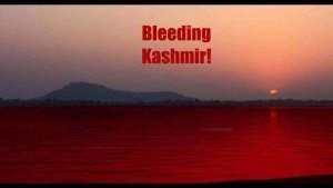 Bleeding Kashmir