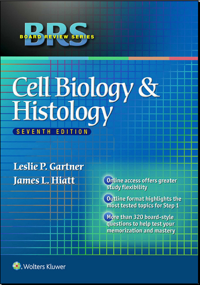BRS CELL BIOLOGY AND HISTOLOGY PDF
