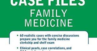 Case Files Family Medicine 4th Edition
