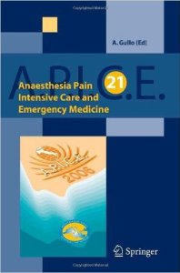Anaesthesia Pain Intensive Care and Emergency
