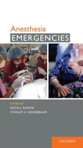 Anesthesia Emergencies PDF
