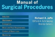 Anesthesiologist's Manual of Surgical Procedures 5th Edition PDF