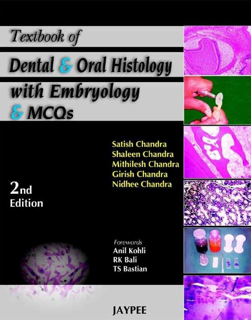 Essentials Of Oral Histology And Embryology 3rd Edition Pdf A