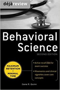 Deja Review Behavioral Science 2nd Edition PDF