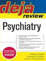 Deja Review Psychiatry PDF