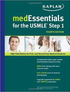 Kaplan medEssentials for the USMLE Step 1 4th Edition PDF