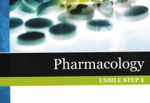 BECKER USMLE Step 1 Pharmacology PDF