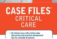 Case Files Critical Care PDF