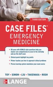 Case Files Emergency Medicine 3rd Edition PDF