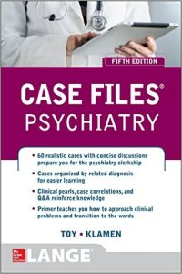 Case Files Psychiatry 4th Edition PDF