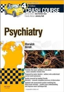 Crash Course Psychiatry 4th Edition PDF