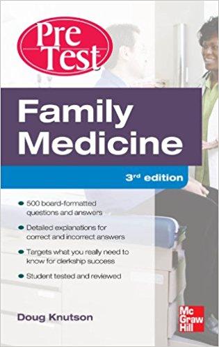 PRETEST FAMILY MEDICINE 3RD PDF DOWNLOAD