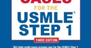 First Aid Cases For The USMLE Step 1 3rd Edition