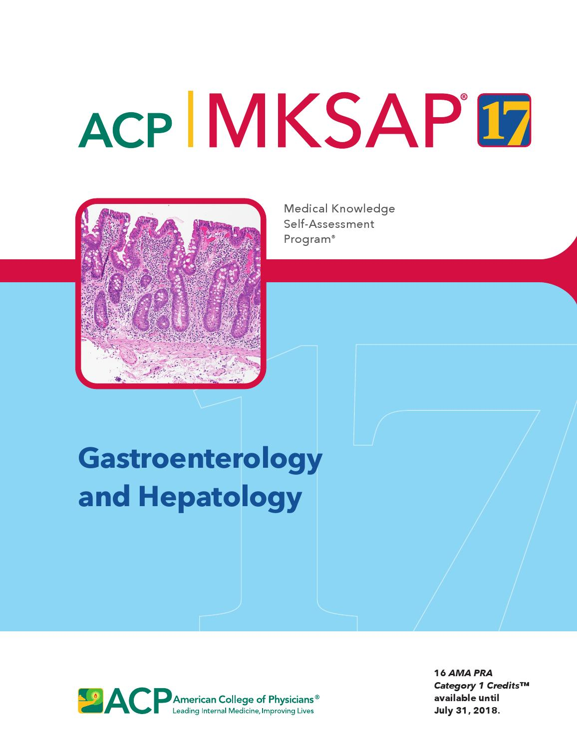 Mksap multiple choice questions ebook best deal images free ebooks mksap 17 gastroenterology and hepatology pdf fandeluxe images fandeluxe Image collections