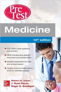 Medicine PreTest Self-Assessment and Review 14th Edition PDF