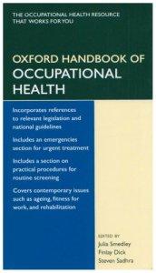 Oxford Handbook of Occupational Health