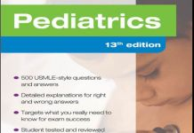 Pediatrics PreTest Self-Assessment and Review 13th Edition PDF