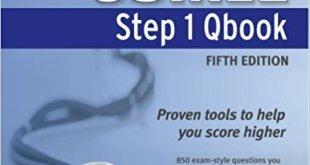 USMLE Step 1 Qbook 5th Edition PDF