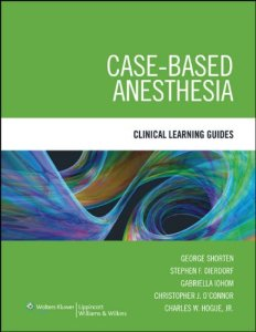 Case-Based Anesthesia PDF