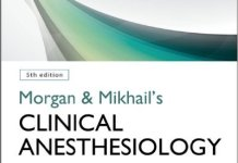 Morgan and Mikhail's Clinical Anesthesiology 5th Edition PDF