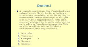 Neurology Review Questions (Part 1) - Medical Review Series